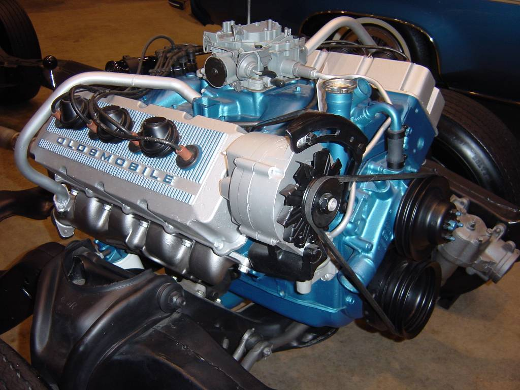 Is The 427 Sohc Ford The Rarest American Engine